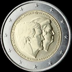 2€ Olanda 2014