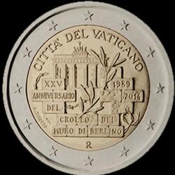 2€ Vaticano 2014