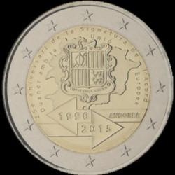 2€ Andorra 2015