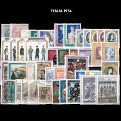Italia Annata Completa 1974
