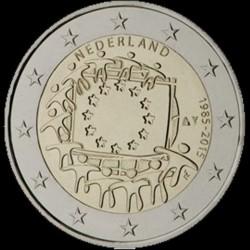 2€ Olanda 2015