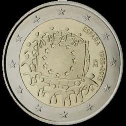 2€ Spagna 2015