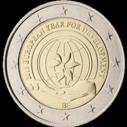 2€ Belgio 2015