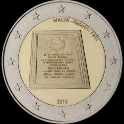 2€ Malta 2015