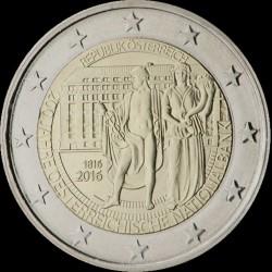 2€ Austria 2016