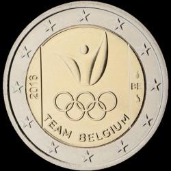 2€ Belgio 2016