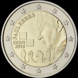 2€ Estonia 2016