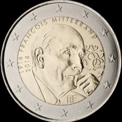 2€ Francia 2016