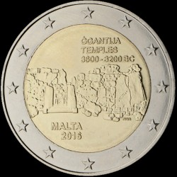 2€ Malta 2016